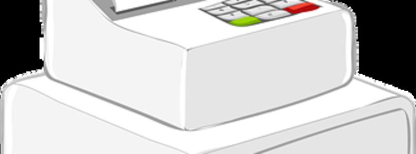 Logiciels, caisses enregistreuses tactiles