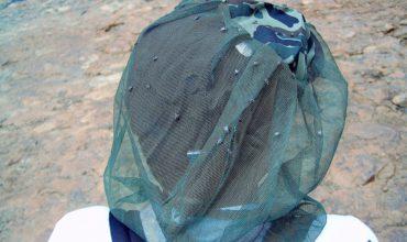 Filet de camouflage ignifuge