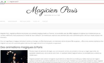 Animation de magie lors de vos événements à Paris