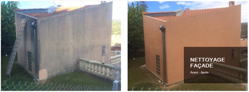 nettoyage-balland.fr : pour une façade beaucoup plus propre