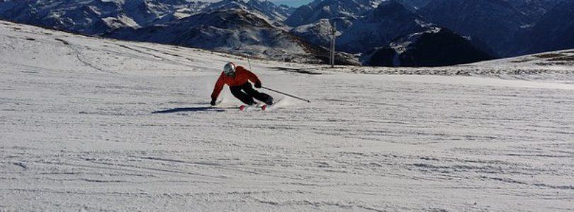 Station de ski à Tignes