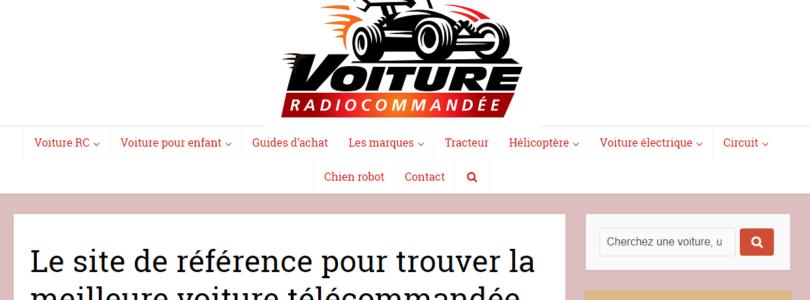 Voiture Radio Commandee, le meilleur guide pour acheter une voiture à télécommande