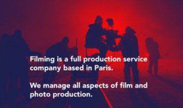 Service de production de films