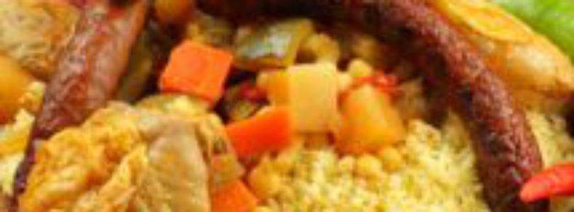 Couscous Chef, l'expert en livraison de couscous
