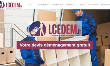 Entreprise de déménagement LCEDEM, pour les sociétés et les particuliers