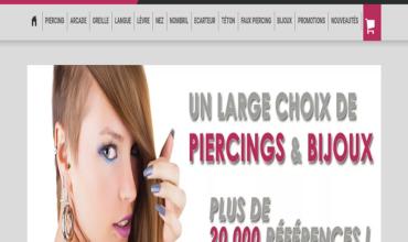 Piercing Street : Boutique en ligne de piercings de qualité