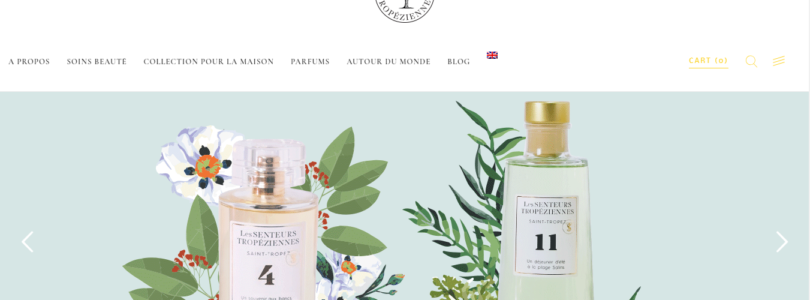 Créateur de parfum à Saint-Tropez