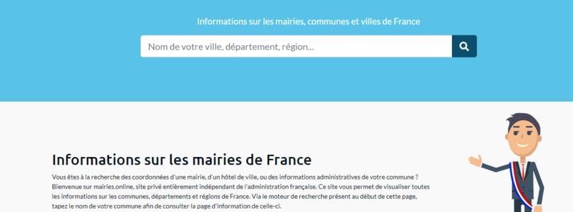 Mairies.Online