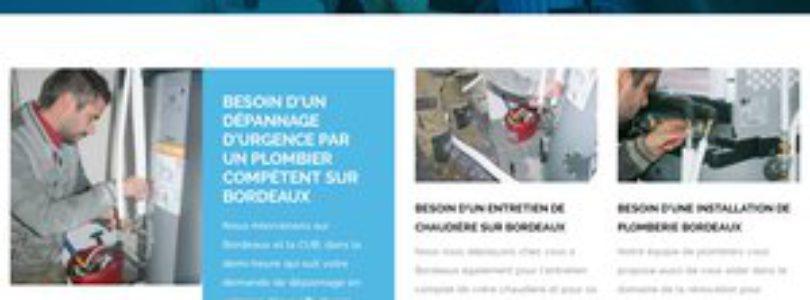 Plombier à Bordeaux