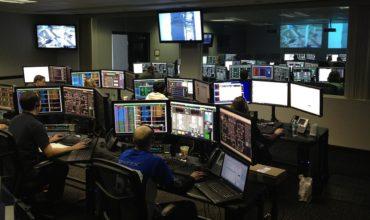 Installation de système de surveillance