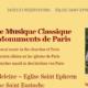 Concerts classiques Paris