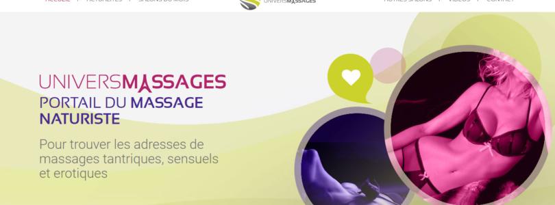 Le massage naturiste à Paris