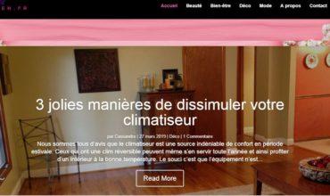 Un Blog féminin particulier