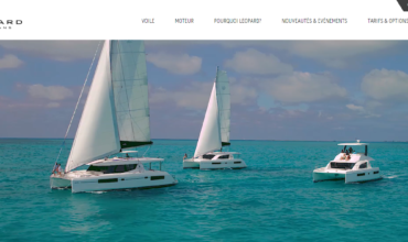 Bienvenue dans l'univers des catamarans Léopard