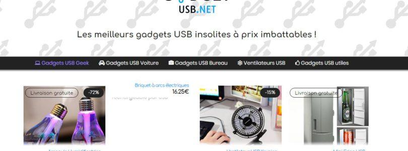 Meilleurs gadgets USB aux meilleurs prix