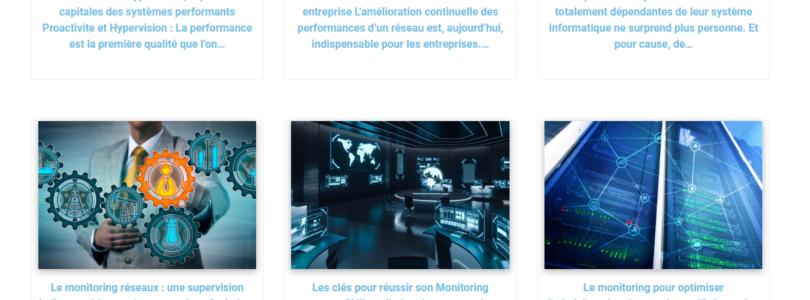 CLEVER TECHNOLOGIES, votre fournisseur en logiciels de Monitoring