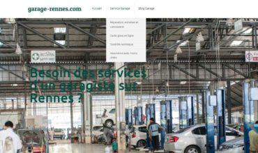 Garagiste à votre service sur Rennes et ses alentours