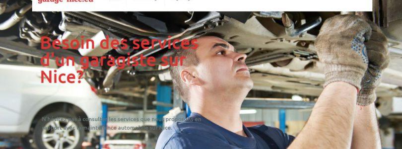 Garagiste à votre service à Nice
