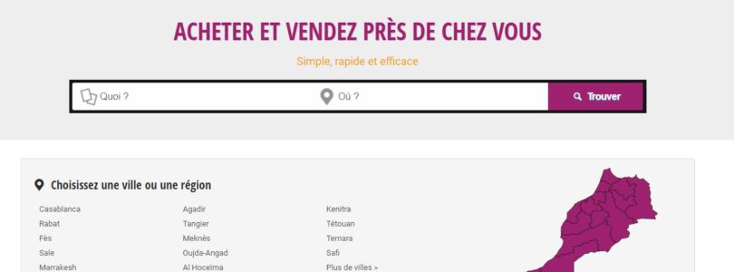 Maroc Annonce, le meilleur site réservé aux annonces gratuites au Maroc