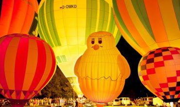 Ballons publicitaires géants pour votre communication