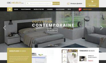 CBC-Meubles, l'univers des meubles de qualité