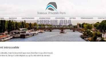 Voyage en mer à Paris