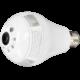 Votre système de surveillance avec une caméra à ampoule