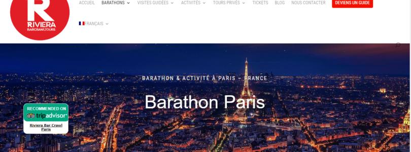 Visitez Paris la nuit!