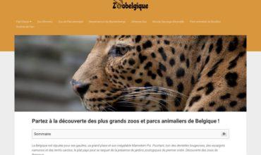 La Belgique et ses parcs animaliers