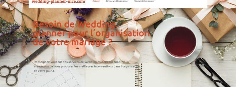 Prestation de mariage sur Nice
