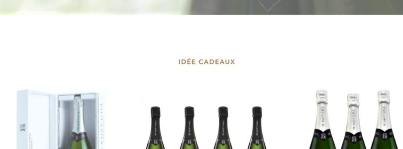 Les champagnes de Saint Gall
