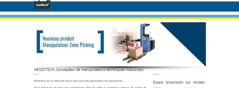Fabricant de solutions ergonomiques industrielles