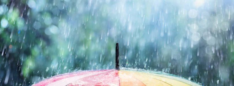 Beau nuage : le parapluie innovant