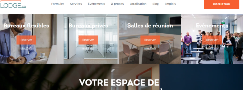 Location de coworking à Paris