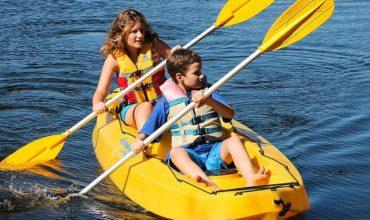 Les activités nautiques avec Aquareve