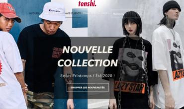 Tenshi, le shopping autrement