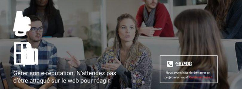 Agence spécialisée en e-réputation