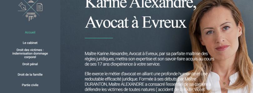 Avocat Evreux Maître Karine Alexandre