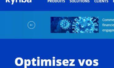 Kyriba: logiciel de gestion de trésorerie