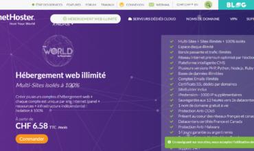 PlanetHoster, la meilleure option pour votre hébergement web