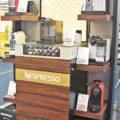 La machine De'Longhi Nespresso Lattisima One