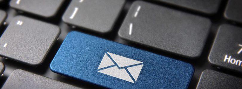 4 Utilisations ignorées d'une adresse email!