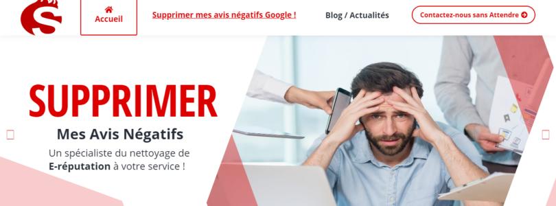 Supprimer vos avis négatifs Google