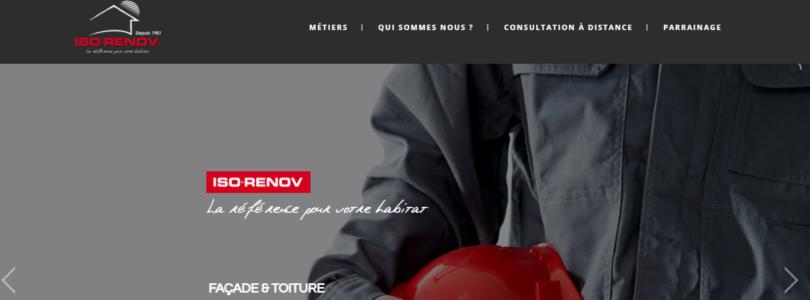 ISO-RENOV, le partenaire idéal pour votre habitation