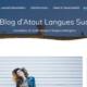 Atout Langue Sud : cours de langues étrangères à Marseille
