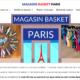 Trouvez facilement un magasin de baskets à Paris!